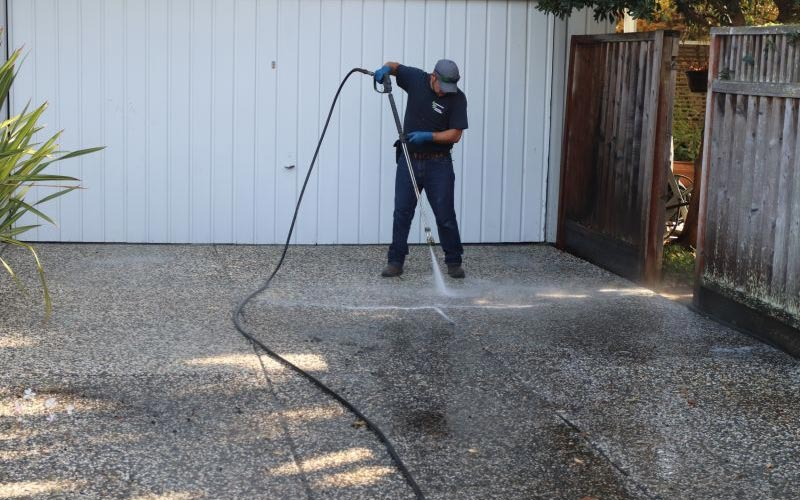 San Jose Pressure Washing